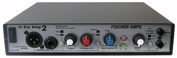 Fisher In Ear Amp 2